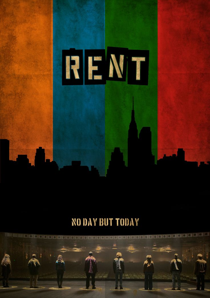 Rent Movie Poster   re...