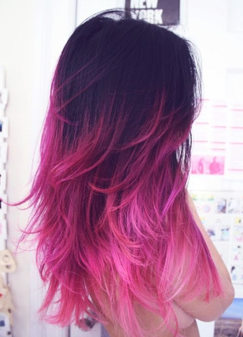 colored tips | Tumblr