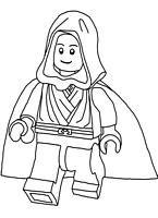 kolorowanki Lego Star Wars Sith, malowanka do wydruku numer  14