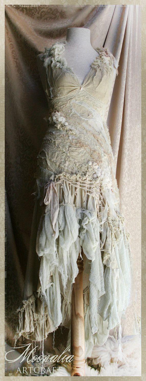 Der Tanz des Zephyr-Kleids