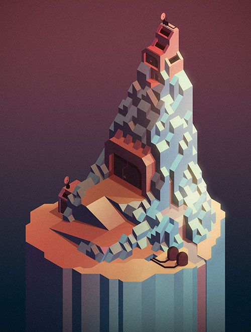 #ISOMETRIC https://www.behance.net/gallery/18693957/Isometric-Illustrations