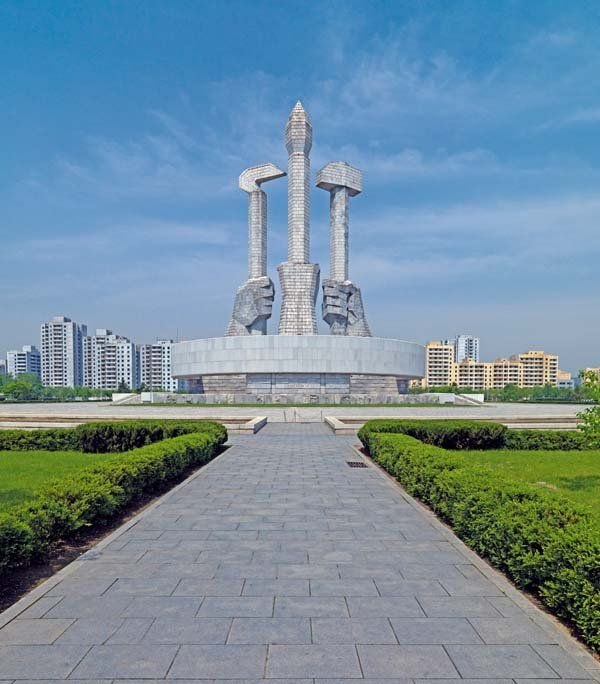 The Hidden Architecture of Pyongyang - Design - The Atlantic Cities