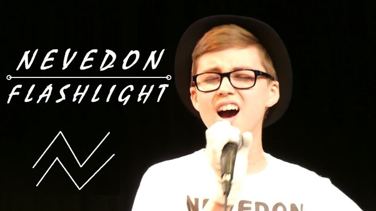 Nevedon - Flashlight - LIVE - [Cover - Kasia Moś]