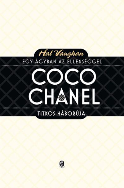 Hal Vaughan Coco Chanel titkos háborúja