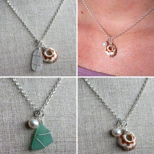 19 Cute DIY Beach-Inspired Jewelry Ideas | Shelterness