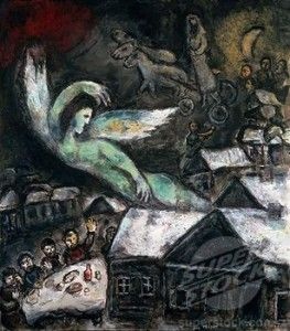 Marc Chagall and the Cross - Paintings of Marc Chagall and Christ