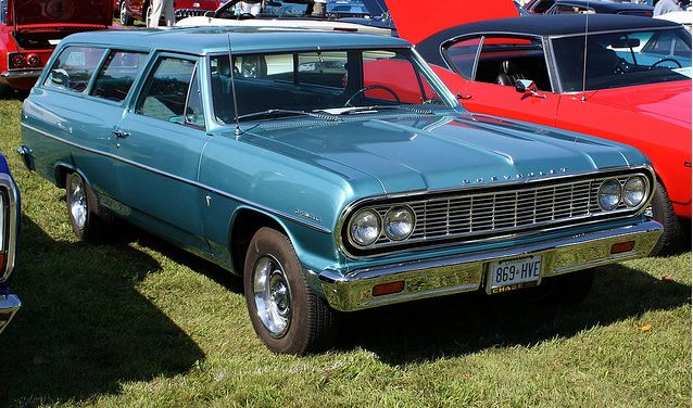 1965 Chevy Station Wagon Maintenance/restoration of old/vintage vehicles: the material for new cogs/casters/gears/pads could be cast polyamide which I (Cast polyamide) can produce. My contact: tatjana.alic@windowslive.com