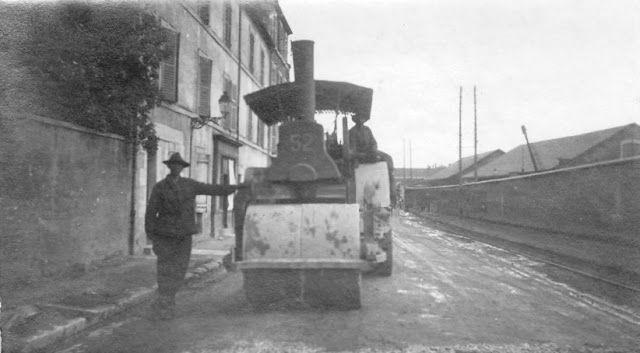 GeoDaszner chronique la Nièvre: Le rouleau compresseur américain.