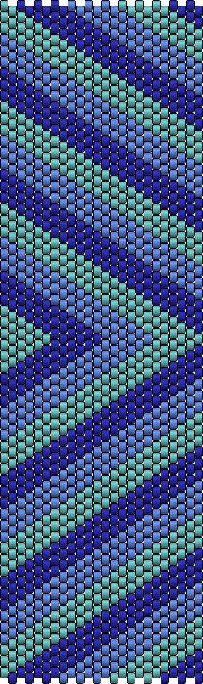 Free Peyote Stitch Beading Patterns | MyAmari