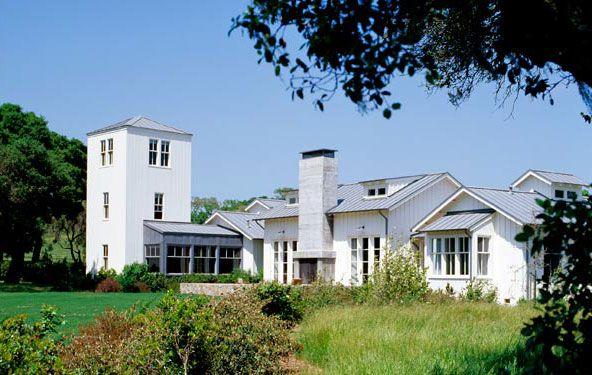 Walker Warner Architects Sonoma Ranch Barnish