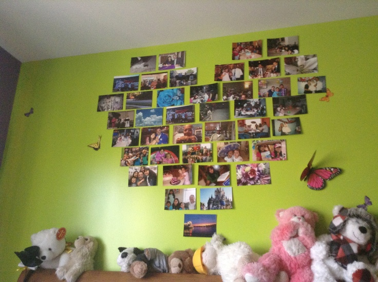 Heart picture collage :)