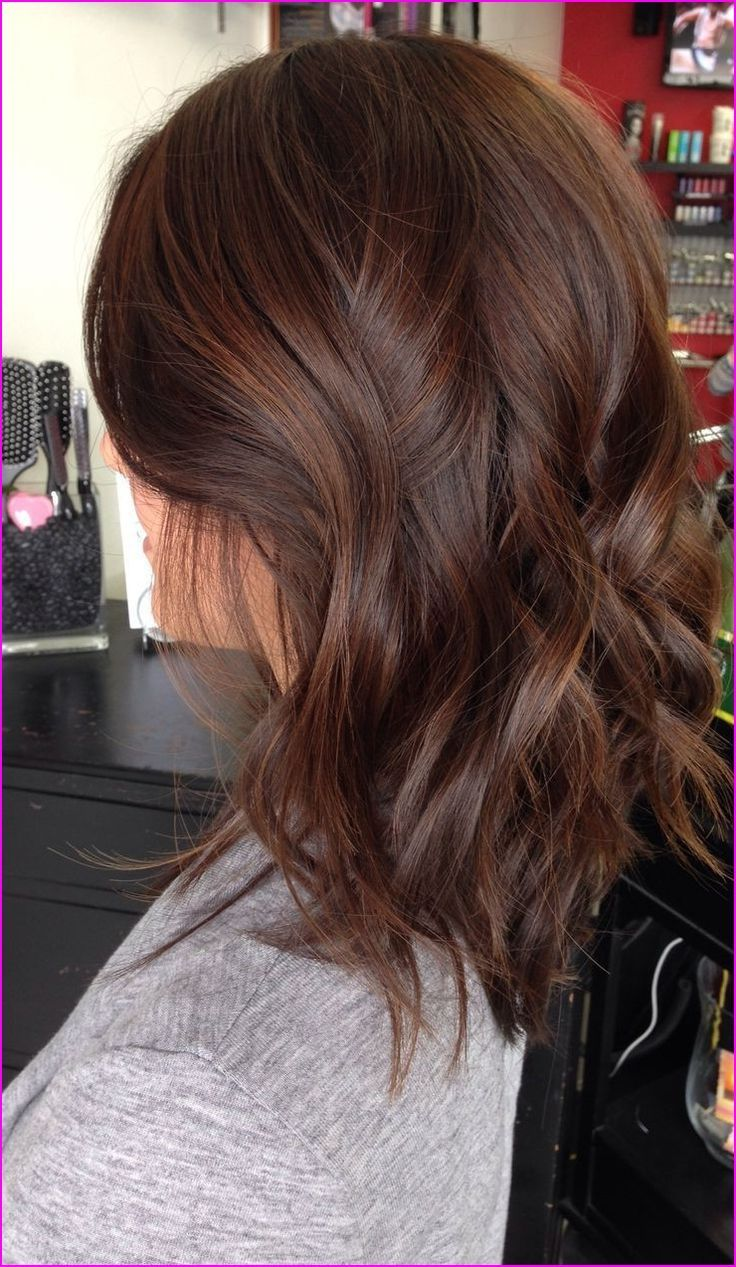 50 Gorgeous Mahogany Hairstyles: Hair Color Ideas - | Hair Color