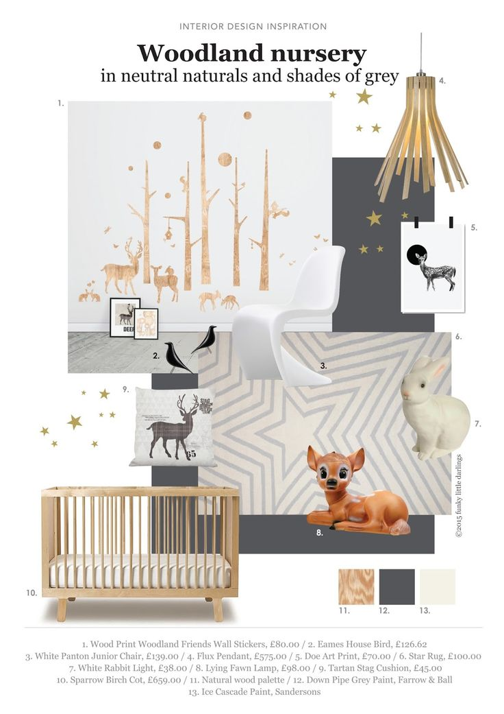 20 best Interior Design Mood Boards by Funky Little Darlings images