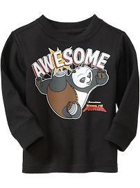 Kung Fu Panda™ Tees for Baby