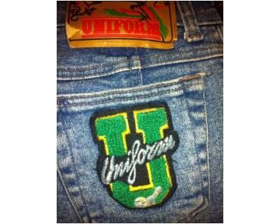 Jeans Uniform