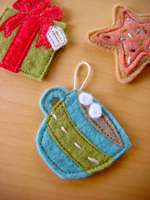 Advent Calendar Ornaments: Set #1 | Flickr - Photo Sharing!