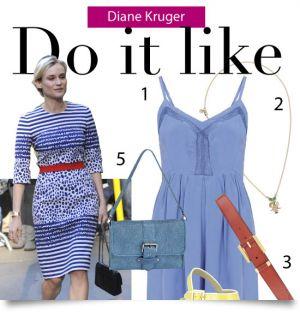 Do it like…Diane Kruger