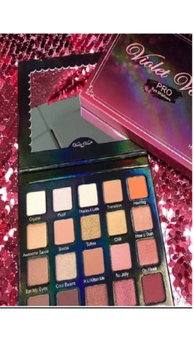 New-VIOLET-VOSS-HOLY-GRAIL-Pro-EYESHADOW-PALETTE-Limited-Edition-20-colors