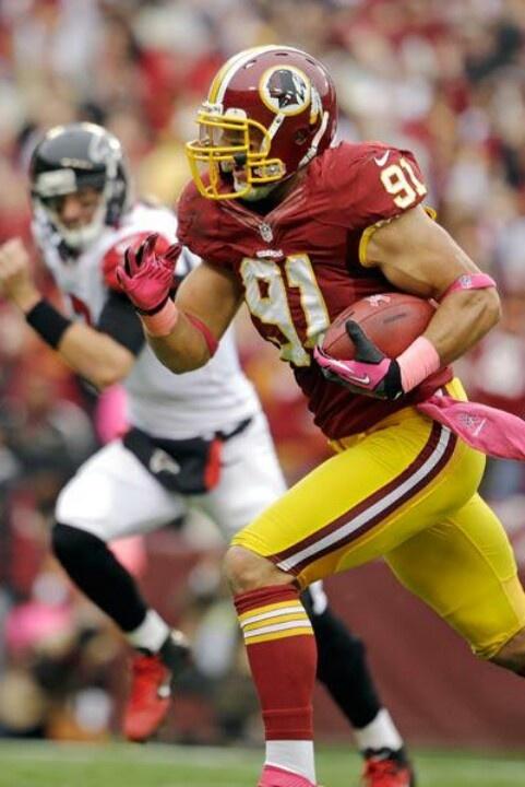 Ryan Kerrigan // Washington Redskins