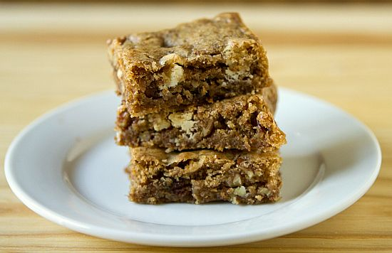 Congo Bars...described as a Blondie on steroids! Yummmm!
