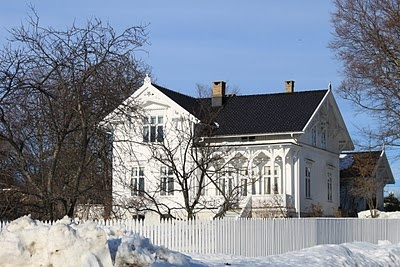 Beautiful Norwegian home...