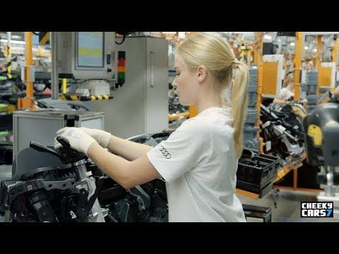 NEW 2018 Audi RS 5 Production and Assembly Line 2017