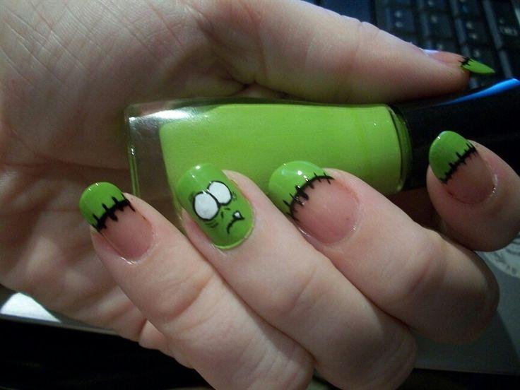 Mejores 811 imágenes de Nail Artspiration en Pinterest | Arte de ...