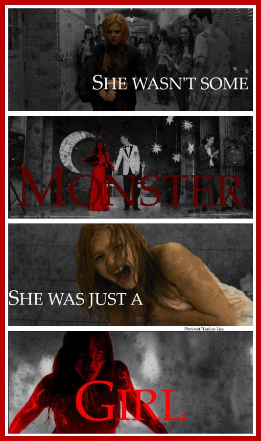 She's not a monster, she wanted justice for her and judgement for all that are cruel to her. i am like her too.