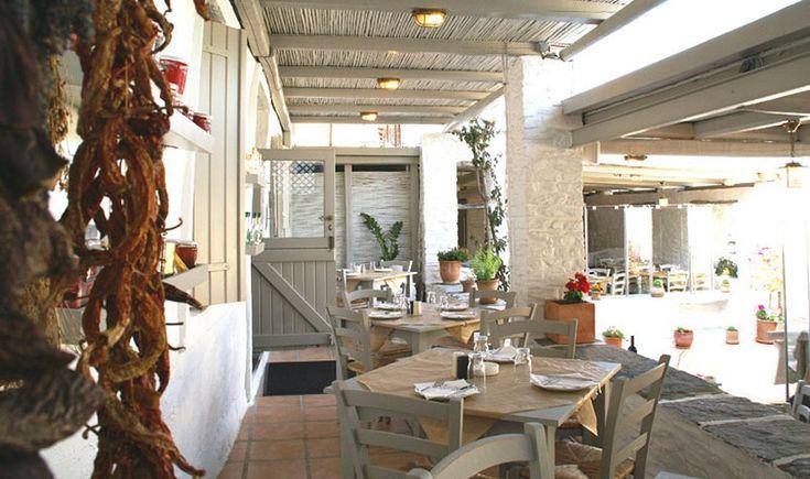 Εστιατόριο '' Μαγαζές '' στη Κορρησία.