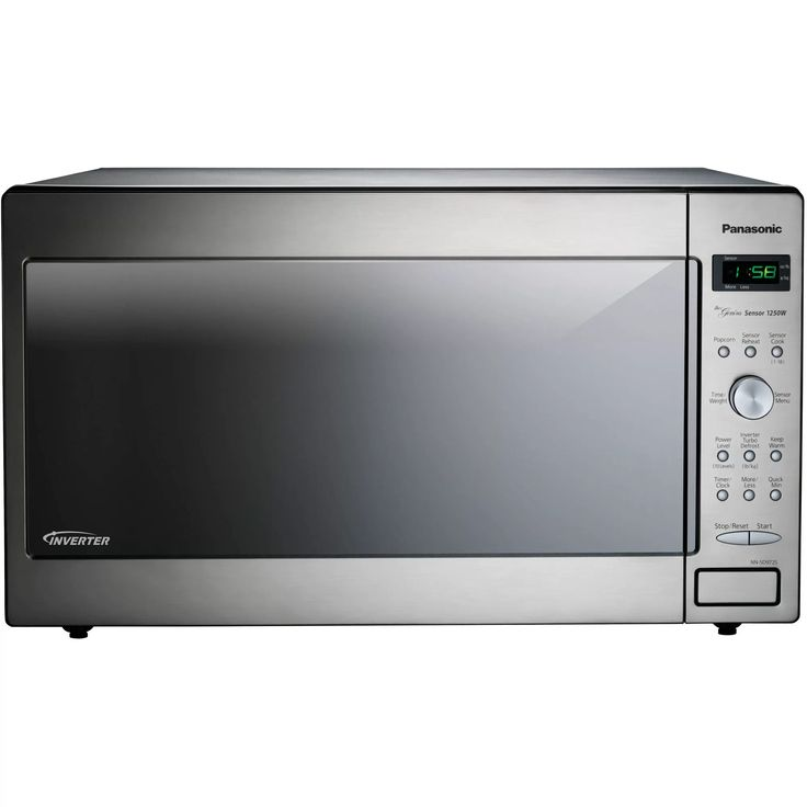 Refurbished Emerson 1 5 Cu Ft 1000 Watt Microwave With Convection Grill