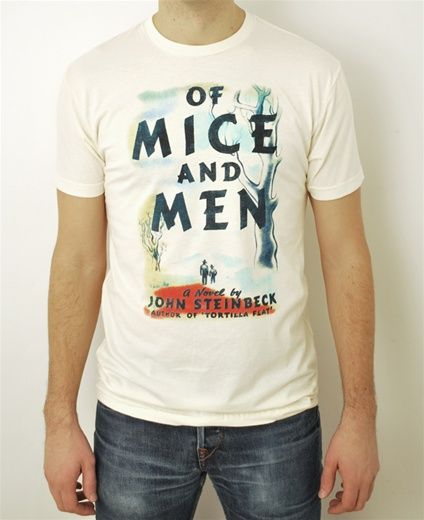 Buying this one next from outofprintclothing.comClassic Book, Men T Shirts, Men Clothing, Covers T Shirts, Book Title,  Tees Shirts, Men Book, Book Covers, Outofprintclothing Com