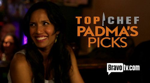 Padma's Picks: Top Chef's New Online 'Prequel' Thing