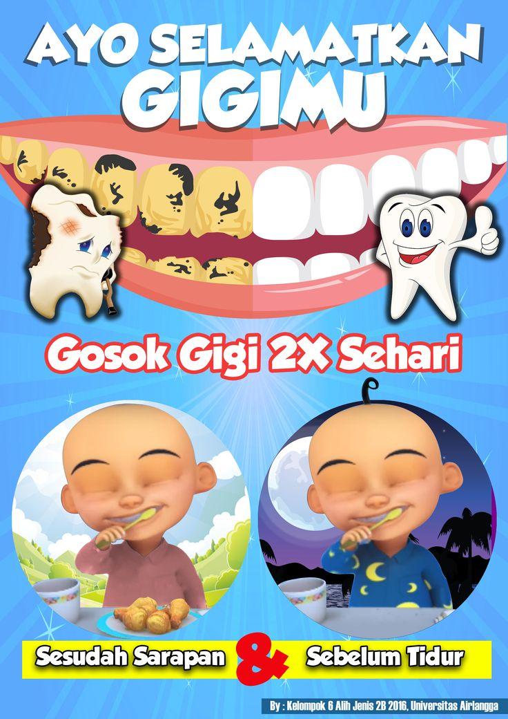 Poster Kesehatan Gigi Kesehatan Gigi Kedokteran Gigi