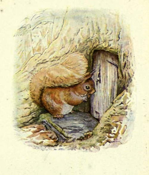 Beatrix Potter, Squirrel Nutkin