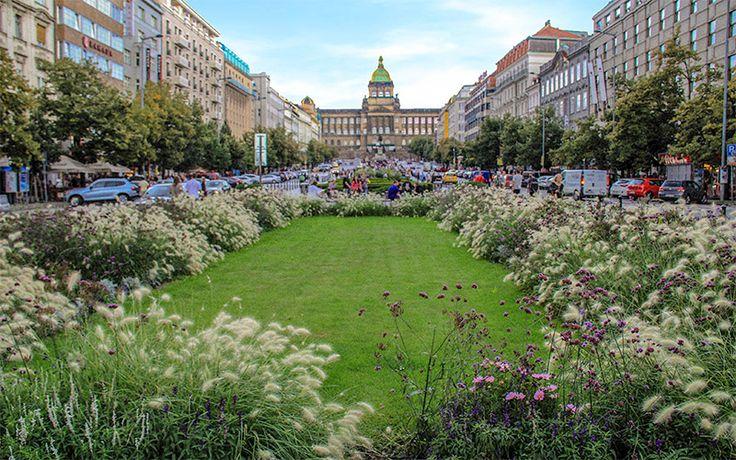 Vaclav Meydanı, -Prag