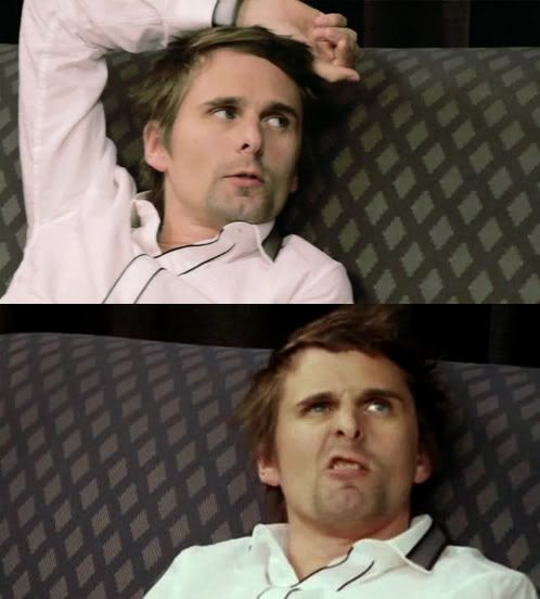 matt bellamy funny face - Buscar con Google