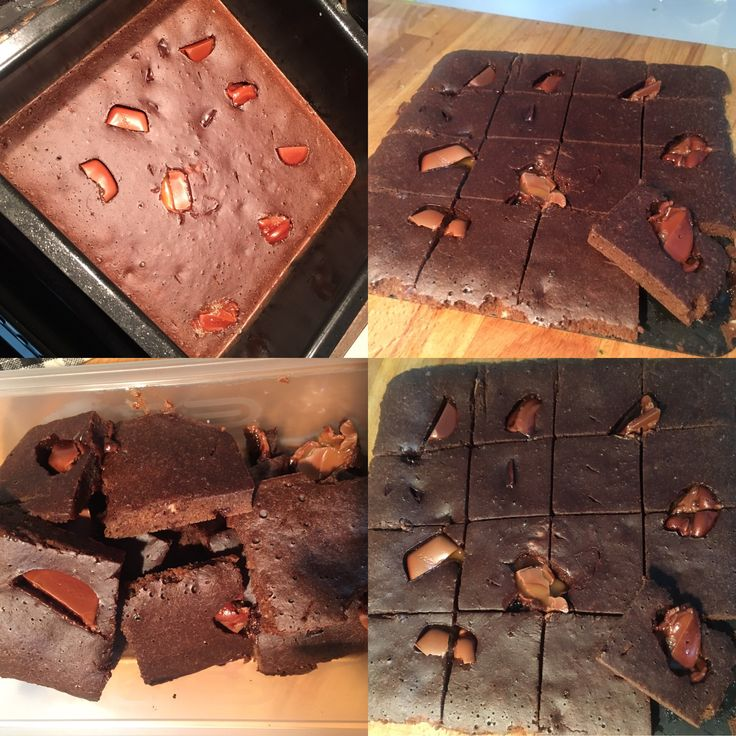 Slimming world 1 syn brownies