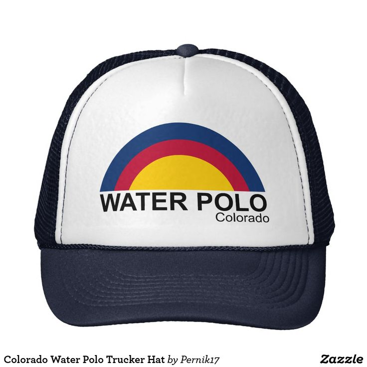 Colorado Water Polo Trucker Hat. Colorado girls, Colorado hats, water polo hats, water polo girls, water polo, Colorado trucker hat, water polo trucker hat, gift, gift idea,  #colorado