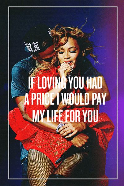 Jayz Ft. Beyonce - On The Run Song Lyrics