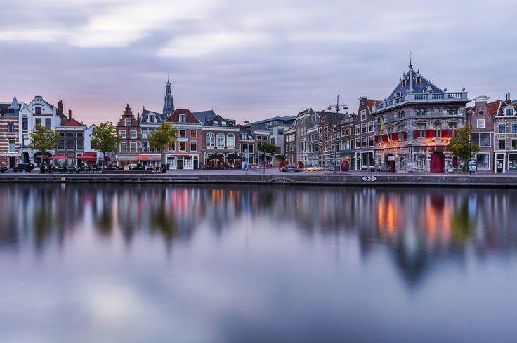 Spaarne Haarlem | by http//www.eelcodejong.nl