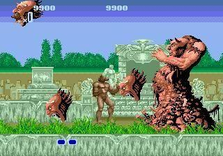 Altered Beast (Mega Drive)