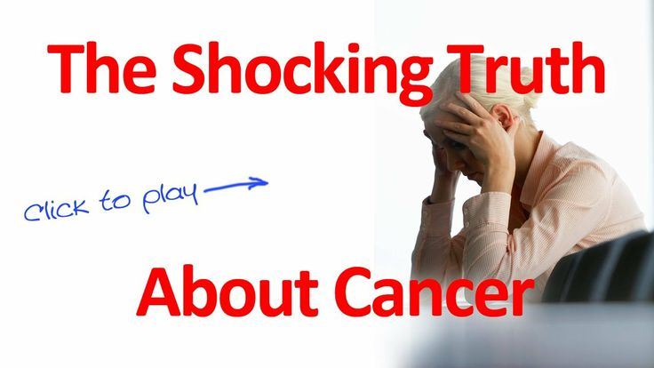 The most profitable industry in the world. Oncologists make 2 million dollars a year. Why should they tell you what they do is wrong? Put in jeopardy all the years of schooling and money spent there learning what the pharmaceutical companies want them to know?