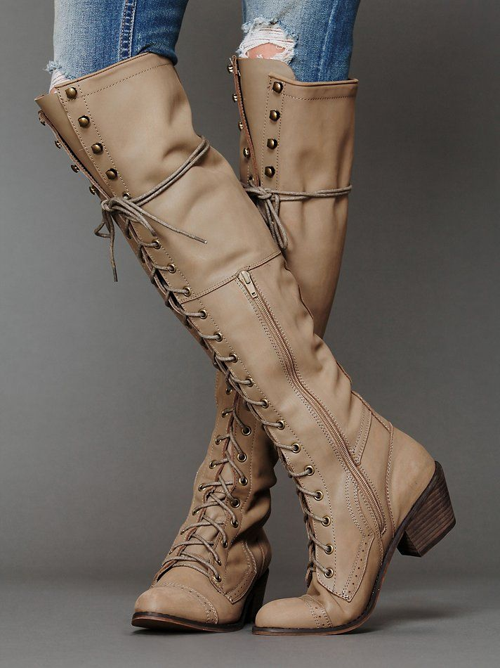 A new hue! http://www.freepeople.com/shoes-boots/joe-lace-up-boot/?cm_mmc=facebookwall-_-Q42012-_-121218_joeotkboot-_-1