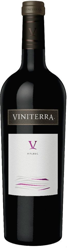 """""""Viniterra"""" Malbec 2013 - Bodega Viniterra, Luján de Cuyo, Mendoza------------------------ Terroir: Agrelo--------------------------- Crianza: 12 meses en barricas de roble francés y americano de 1er uso"""