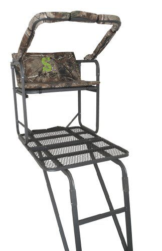 Summit Treestands Solo Pro ECS 1-Man Ladder Stand (bestseller)