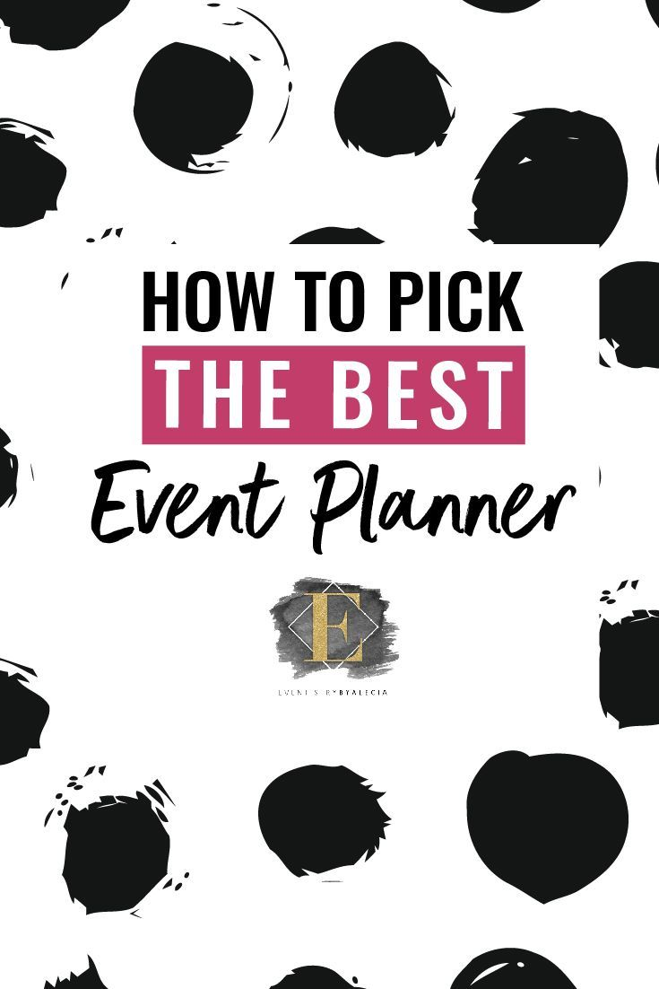 How To Pick The Best Event Planner?! #event #eventplanner