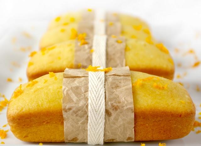 Yummy! love pound cake..Orange pound cake, why not?