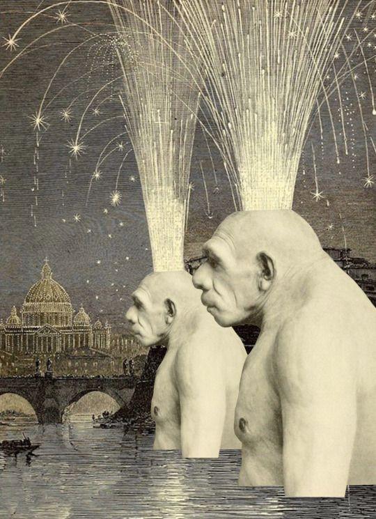 Julia Lillard , Collage