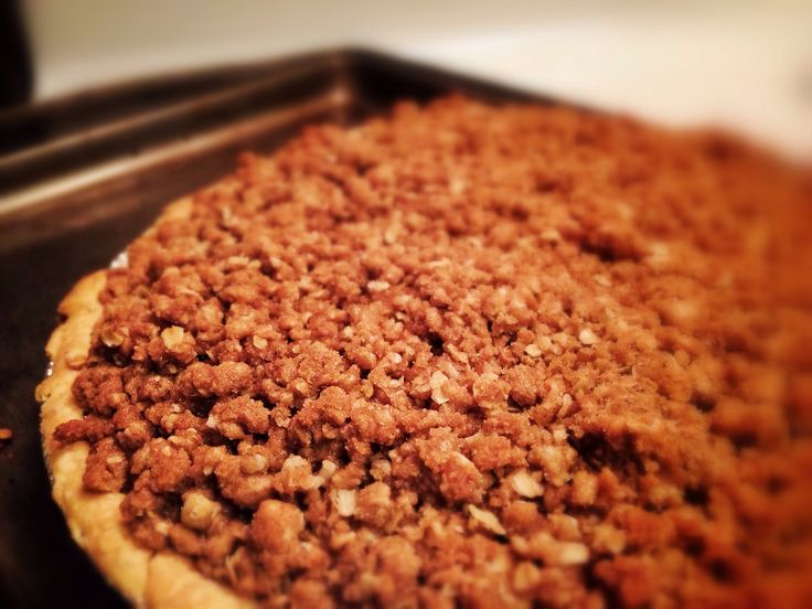 How to Make Bailey's Apple Creme Pie