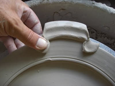 Dan Finnegan - Studio Pottery: A Little Handle Tutorial